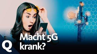 5G: Das macht Smartphone-Strahlung mit uns   Quarks