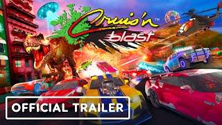 Cruis'n Blast - Official Track Showcase Trailer