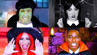 Halloween Songs Mashup Official Music Video from Totally Music