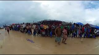 Rohingya Camp in Cox's Bazar