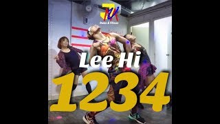 1234 - Lee Hi   JMVergara K-Pop Funkydance Workout   JMVDanceTV