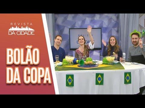 Bolão da Gazeta: Apostas para a Final da Copa - Revista da Cidade (12/07/18)