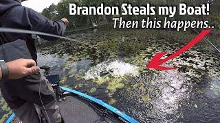 Video Brandon Steals my Boat! Then this happens... download MP3, 3GP, MP4, WEBM, AVI, FLV September 2018