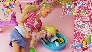Подарок на день рождения Мультик для детей Игровые наборы куклы Барби Штеффи Play sets dolls Barbie