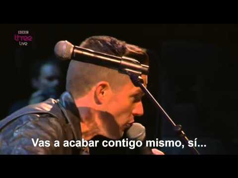 The Killers - All These Things That I've Done (subtitulado) T In The Park 13