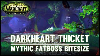 Darkheart Thicket Mythic Guide  - Fatboss Bitesize