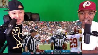Redskins vs Chargers | Reaction | NFL Week 14 Game Highlights
