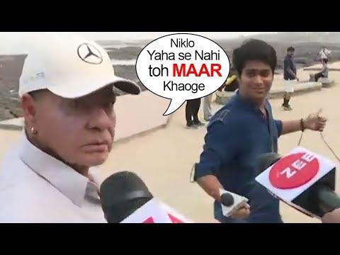 Salman Khan's Father Salim Khan's Unbelievable SHOCKING Reply On Arbaaz Khan's IPL Betting Scam