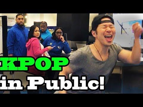 DANCING KPOP IN PUBLIC - Best of (BTS, EXO, Blackpink