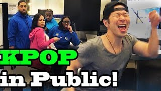 DANCING KPOP IN PUBLIC - Best of (BTS, EXO, Blackpink, Twice, and m...