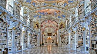 Красивейшие библиотеки мира...HD