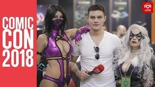 Что не так с Comic Con | Love Radio
