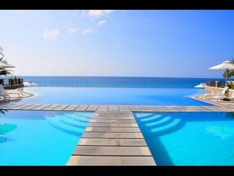 Como hacer una piscina rapida y facil en minecraft youtube for Como construir una piscina