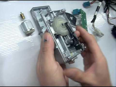 How To Use Esl Elv Motor Steering Lock Youtube