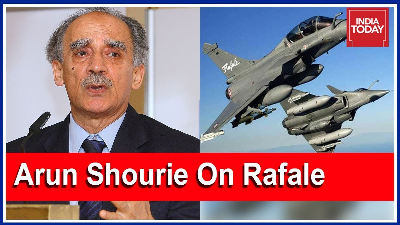 Rafale Deal In SC: BJP's Arun Shourie Alleges That PM Kept Defence Minister In Dark