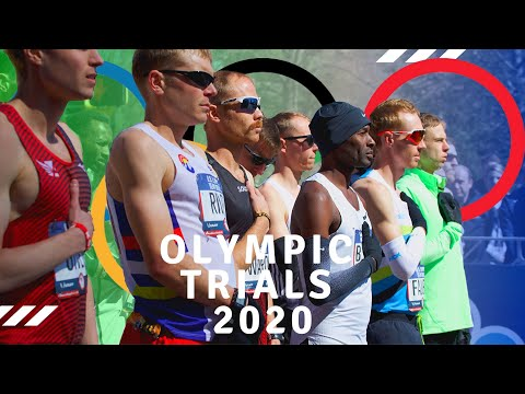 USA Olympic Marathon Team Trials Race Footage Atlanta 2020