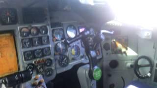 hawker siddeley Trident 1c cockpit