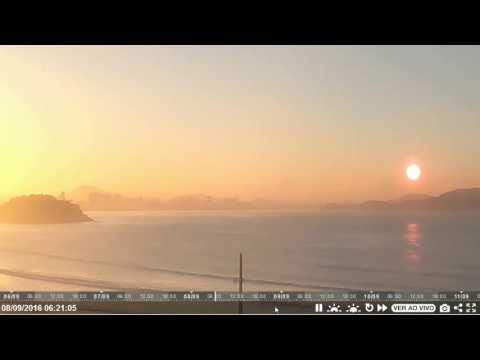 PROOF: Nibiru Rising 8th September 2016 Surf webcam 1x speed