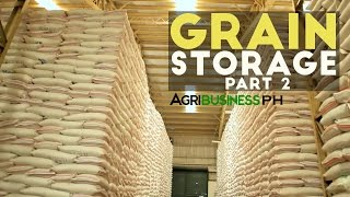 The importance of proper milling and warehousing : Grain storage solution Part 2