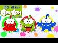 Om Nom's Fun Color Game | Learning | Om Nom के साथ रंग सीखो
