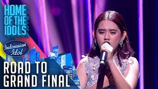 Gambar cover ZIVA - MATAHARIKU (Agnez Mo) - ROAD TO GRAND FINAL - Indonesian Idol 2020