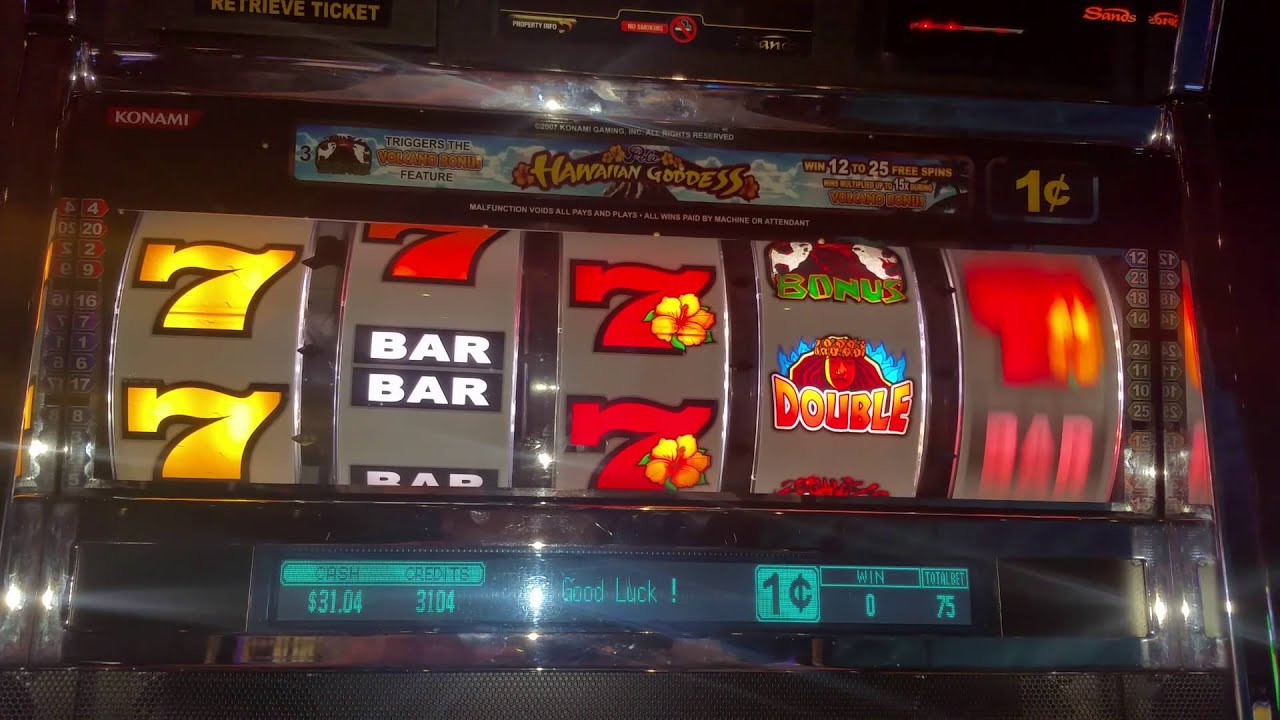 Slot Machines At Hawaiian Gardens Casino