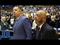 Duke Basketball: Special Moment For Jeff Capel's Father As Honorary Coach
