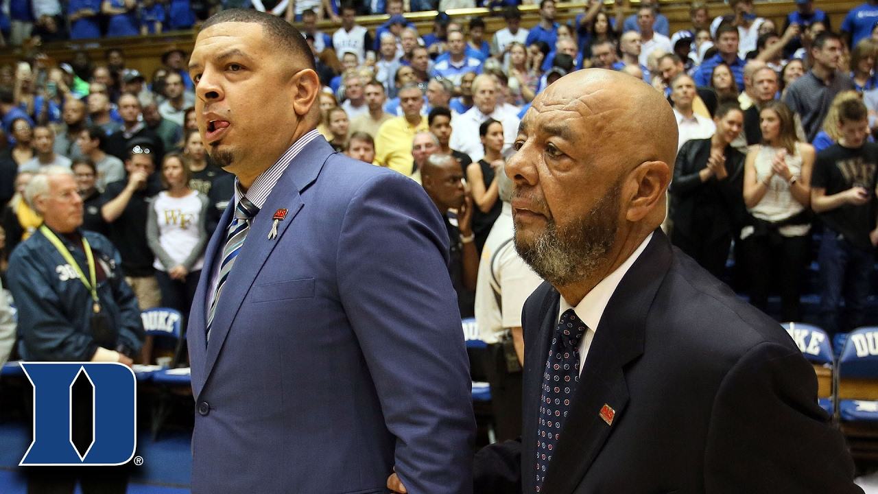 Duke Basketball: Special Moment For Jeff Capel's Father As ...