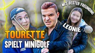 Tourette beim Minigolfen mit unserer besten Freundin! (+FAQ mit Bester Freundin!)