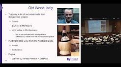 Wine 101 with UW Professor Michael Wagner