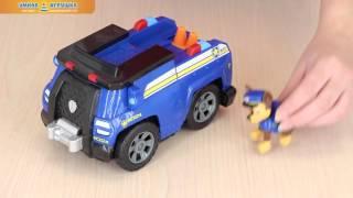 Игровой набор «Щенячий патруль» Большой автомобиль спасателей (со звуком)