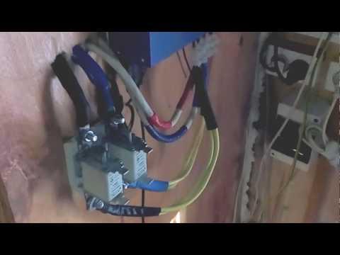 Выбор сечения провода в зависимости от нагрузки