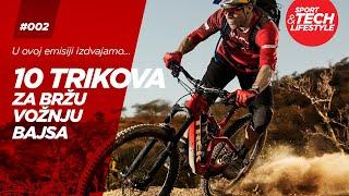 #002 Sport & Tech Lifestyle