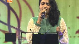 Evergreen malayalam melody by Mridula Warrier : Swara Kanyakamar Veena - 2005 ....
