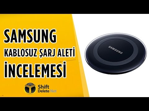 Samsung Kablosuz Hızlı Şarj Aksesuarını İnceledik