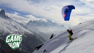 This Is The Best Extreme Winter Sport | Game On