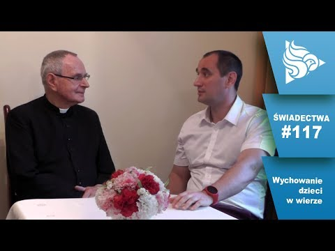 Dotyk Boga 117: Biskup Antoni Długosz - Wychowanie dzieci w wierze