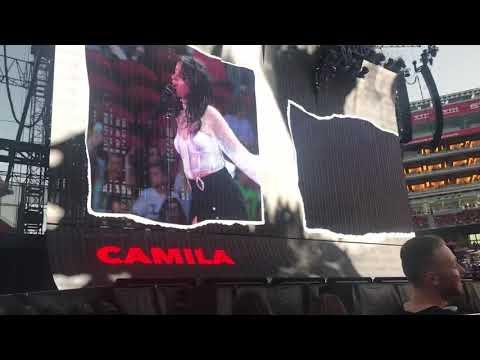 Camila Cabello In the Dark Live
