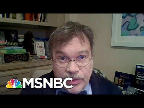 Dr. Hotez Breaks Down The Process Of Distributing The Impending Covid Vaccine   Deadline   MSNBC