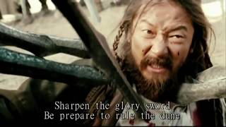 {Fan-made} Tengger Cavalry - Golden Horde (Lyric Video)