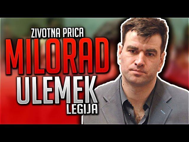 MILORAD ULEMEK LEGIJA-ZIVOTNA PRICA