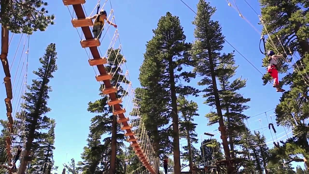 summer at heavenly mountain resort - youtube