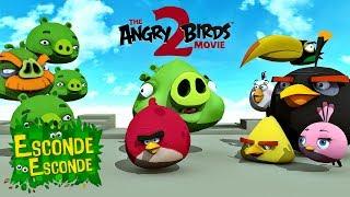 Minecraft: ANGRY BIRDS 2! (Esconde-Esconde)