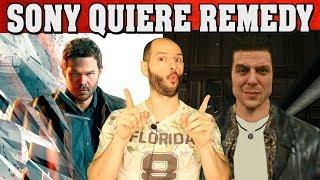 ¡SONY QUIERE COMPRAR REMEDY ENTERTAINMENT! - Sasel - alan wake - ps4 - xbox one