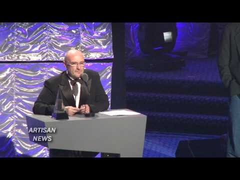 TAYLOR SWIFT & PHIL COLLINS AMONG 2010 SONGWRITERS HALL OF FAME INDUCTEES