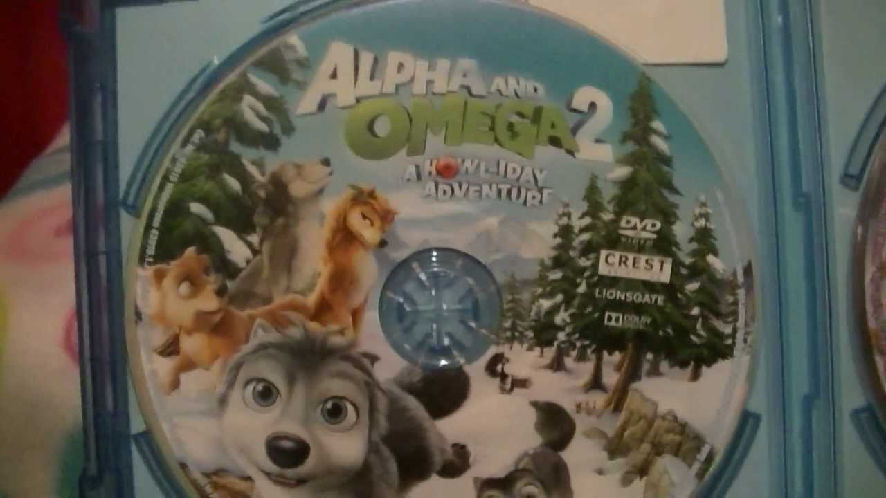 Download Alpha and Omega 2 Howl-iday Adventure Blu-ray! :D