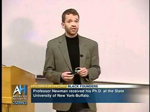 """Lectures in History: """"Black Founders"""" and Abolitionism"""