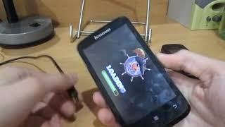 Обзор на мой старый телефон.Lenovo k316i