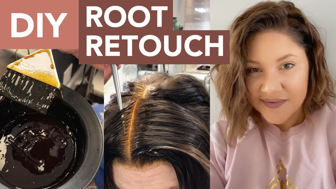 DIY Root Retouch | PREP HAIR