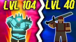 WE GOT A LEGENDARY? *NOOB* TO PRO* (ROBLOX DUNGEON QUEST)